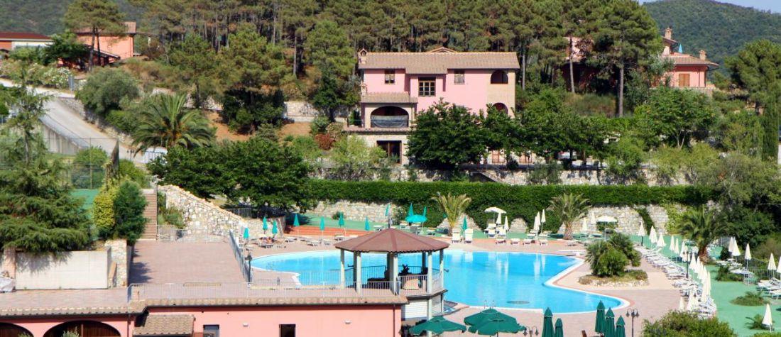 Borgo San Pecoraio - Riparbella