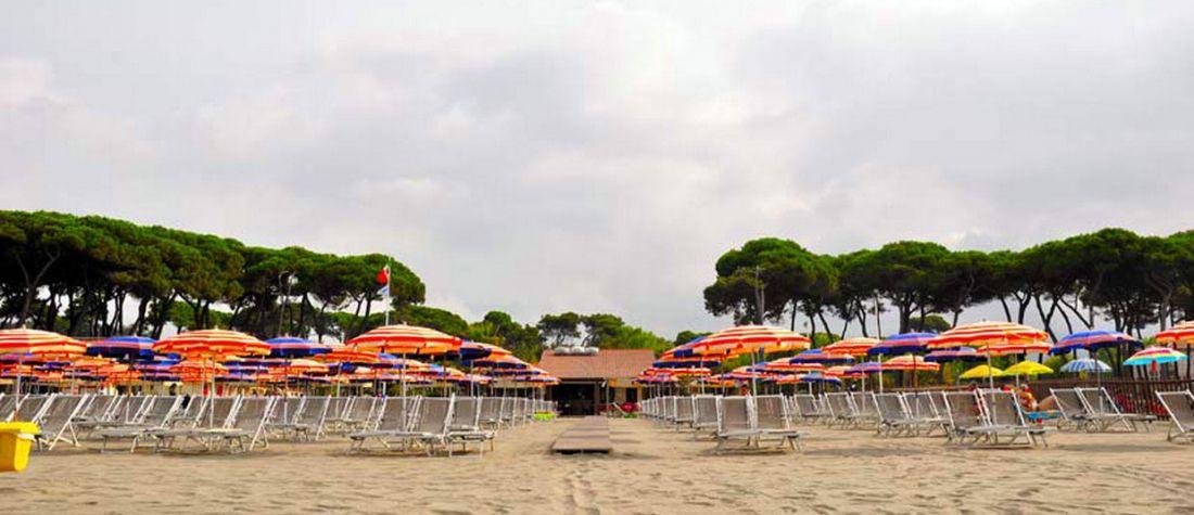 Campeggio Italia - Марина ди Масса