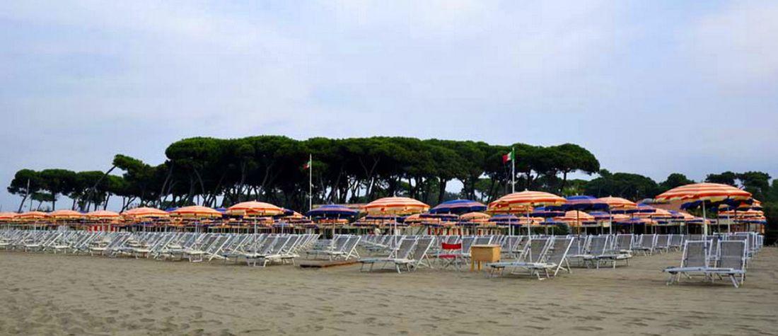 Campeggio Italia - Marina di Massa