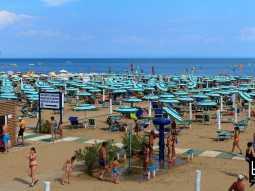 Camping Sabbiadoro - Strand