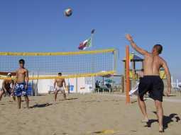 Camping Sabbiadoro - Spiaggia