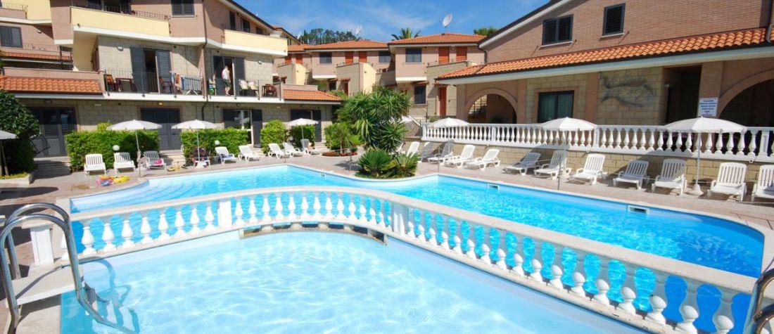 Residence Il Borgo - Tortoreto Lido