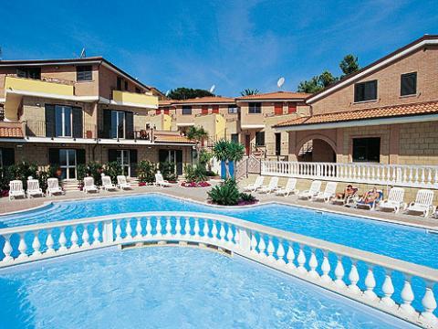 Familienfreundliche Ferienanlage in Tortoreto Lido
