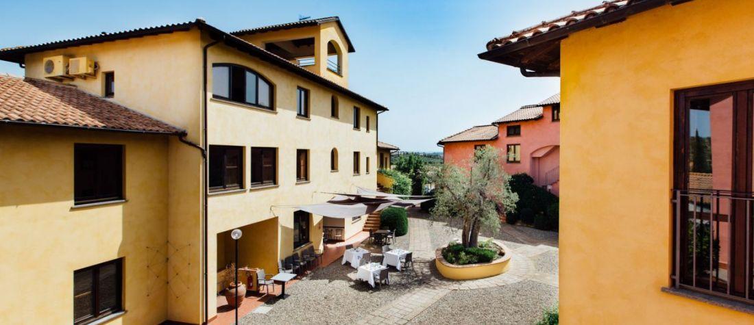 Borgo Venecca - Фонтебланда