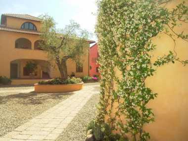 PepeMare hat die Ferienanlage in Fonteblanda ID56 besichtigt: unsere Bilder
