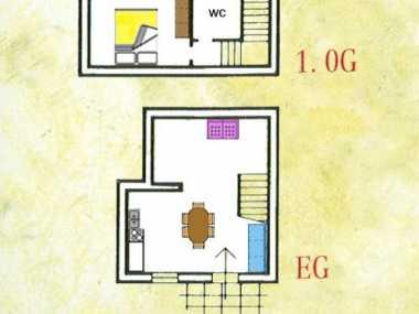 MONTECUCCO (апартамент, от 2 до 4 человека)