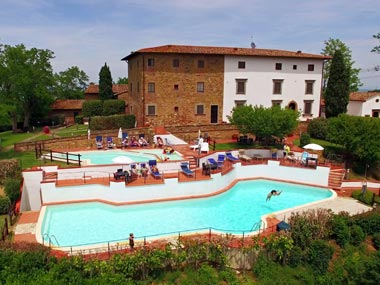 Borgo la Casaccia