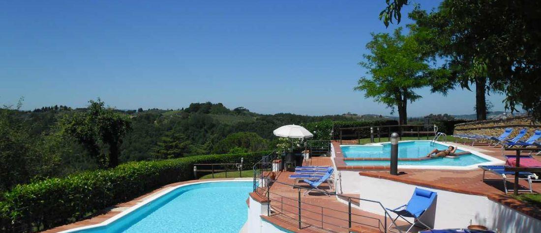 Borgo la Casaccia - Montaione
