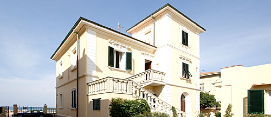 Villa Liberty - San Vincenzo