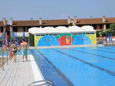 Vakantiedorp in Rosolina Mare