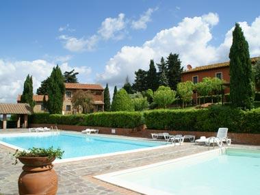 Exklusive Ferienanlage im Herzen der Toskana ★★★★