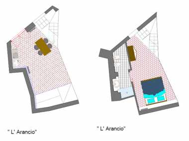 L'Arancio (апартамент, 2 человека)