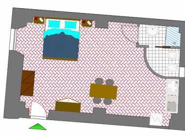 LA CALLA (Apartament, 2 osoby)