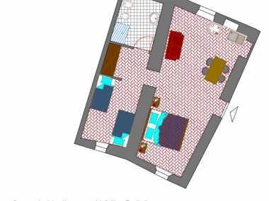 La Dalia (апартамент, 4 человека)