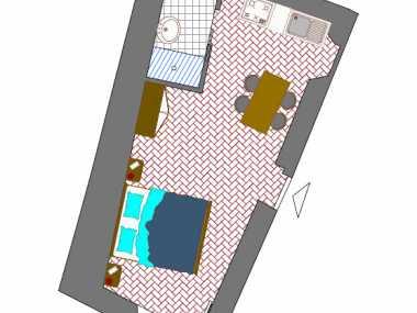 LA MIMOSA (Apartament, 2 osoby)