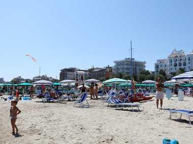 пляжная променада и активный отпуск