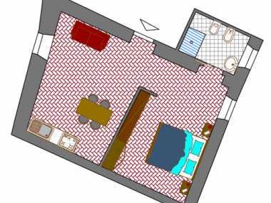 Il Tulipano (апартамент, 4 человека)
