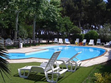 Namhaftes familiengef�hrtes  Hotel in Giulianova ★★★
