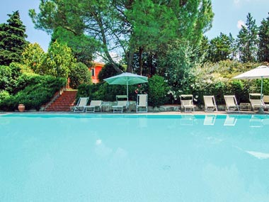 Children Friendly Apartment Hotel Montaione