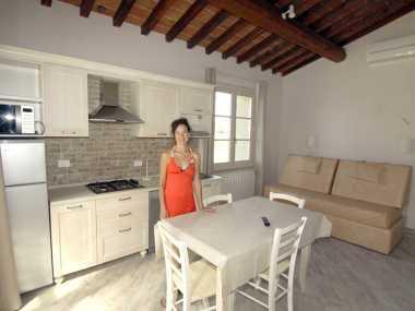 Bilocale Stalletta (апартамент, 5 человека)