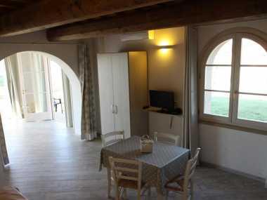 Trilocale Frantoio (апартамент, 6 человека)