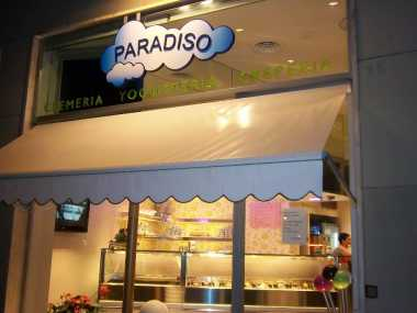 Gelateria Paradiso