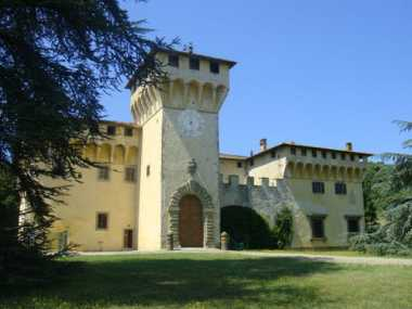 Villen der Medici