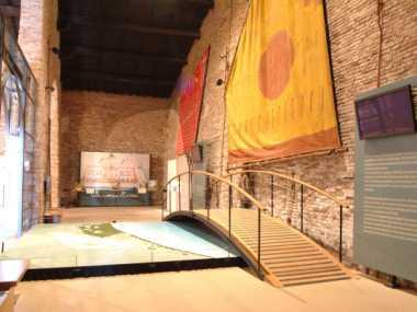 Salzmuseum in Cervia