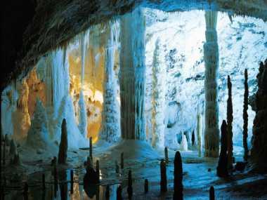 Grotten von Frasassi