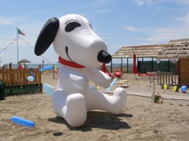 Spiaggia di Snoopy