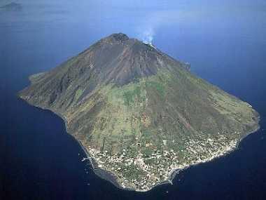 Cratere di Stromboli