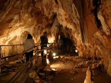 Toirano Caves
