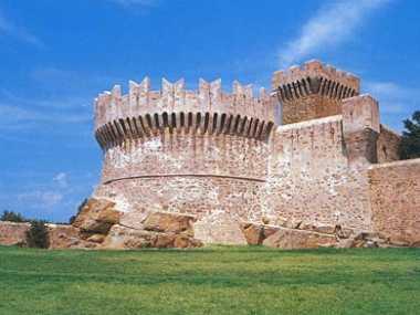 Der etruskische Park von Baratti