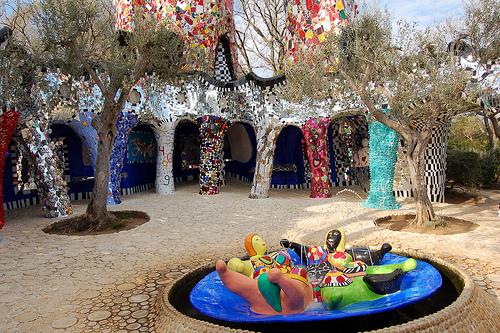 Garten des Tarot