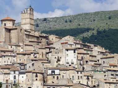Castel del Monte, Abruzzen