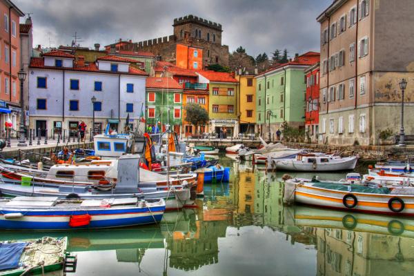 Hotel Slovenia Sul Mare