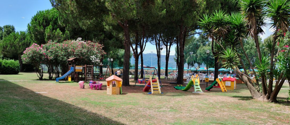 Residence Italia - Луни Маре