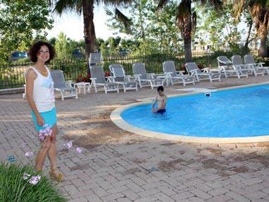 Апартаментный отель на Лунгомаре, в Абруццо