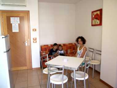 Trilocale (апартамент, от 6 до 7 человека)