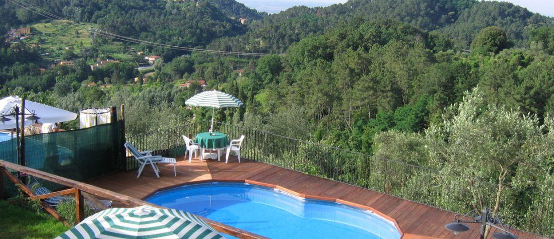 Villa Ricetro - Montemagno